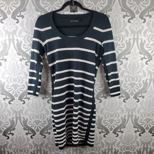 Rag & Bone knit striped dress